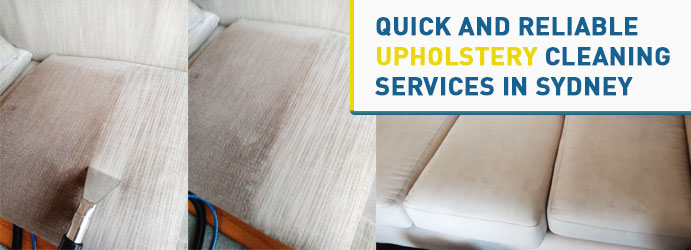 Quick & Reliable Upholstery Cleaning Services in Sydney