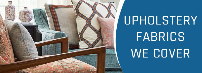Upholstery Fabrics Cleaning in Perth