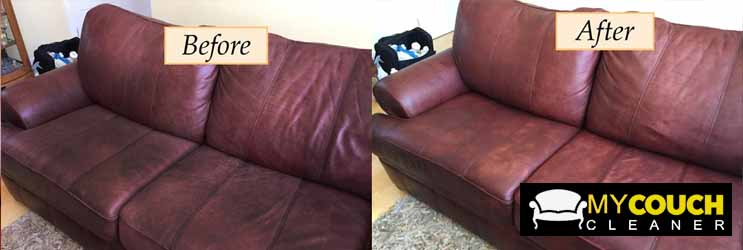 Professional Leather Upholstery Cleaning